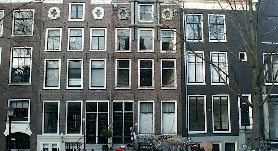 Lauriergracht 112 te Amsterdam